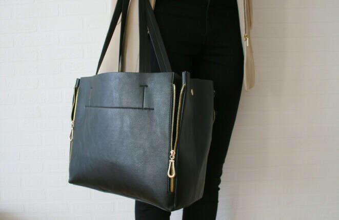 Большую удобную сумку
