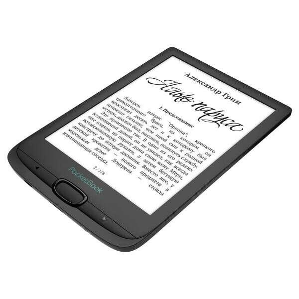 Электронная книга PocketBook PB606 Black