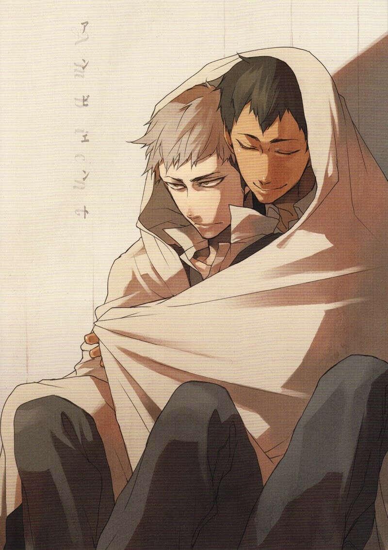 Doujinshi - Novel - Shingeki no Kyojin / Bertolt x Jean