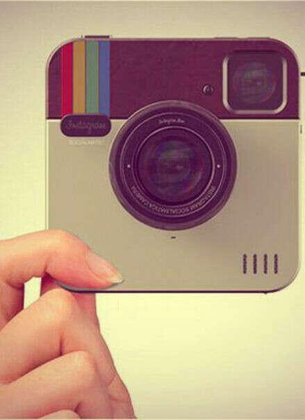 камера Instagram