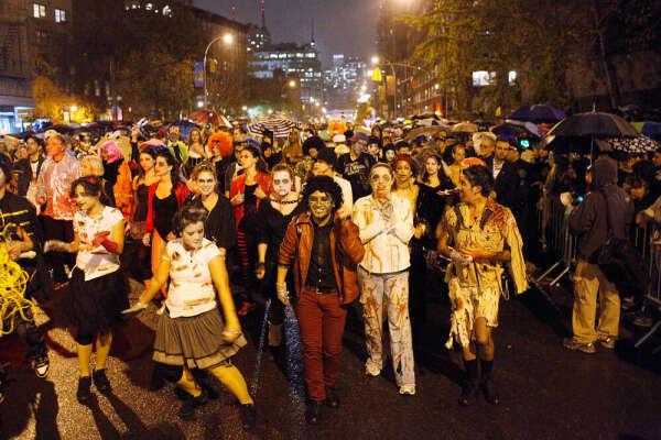 посетить хэллоуин