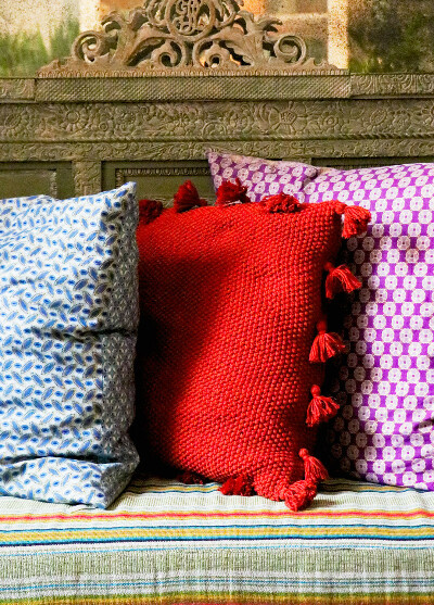 Kit Cushion We are Knitters