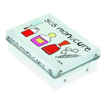 Коробка для лаков SOS Manucure - Порядочный магазин