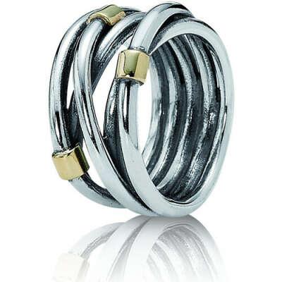 кольцо pandora 16,5
