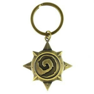 Брелок - World of Warcraft Hearthstone bronze