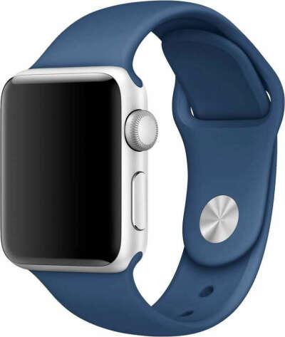 Ремешок для Apple Watch, синий океан