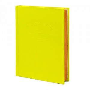 "Блокнот ""Color palette"" (светло-желтый)"
