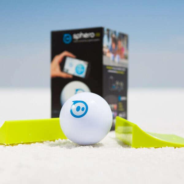 Orbotix Sphero 2.0 - мяч, управляемый с iPhone/iPod/iPad