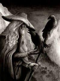 Изучить скандинавскую мифологию