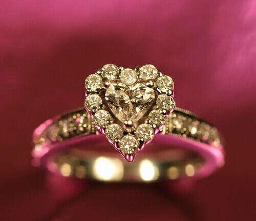 Предложение руки и сердца от любимого