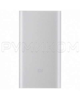 Купить Внешний аккумулятор Xiaomi Mi Power Bank 2 (10000 mAh) серебристый в Москве, быстрая доставка, выгодные цены!