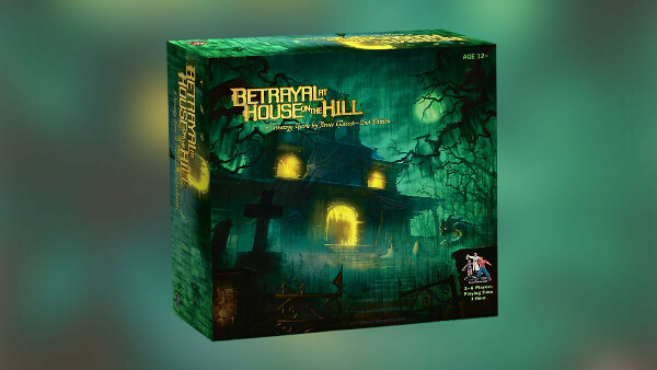 Betrayal at the house on the hill (+widow's walk)