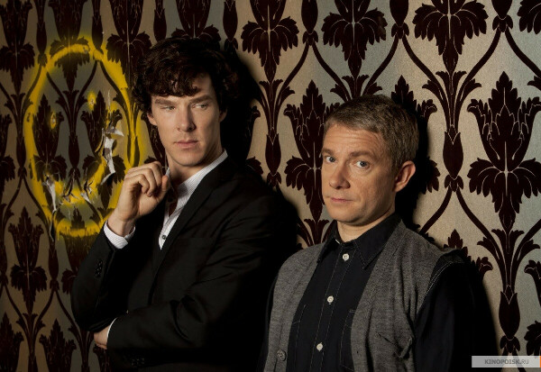 Sherlock 3rd season