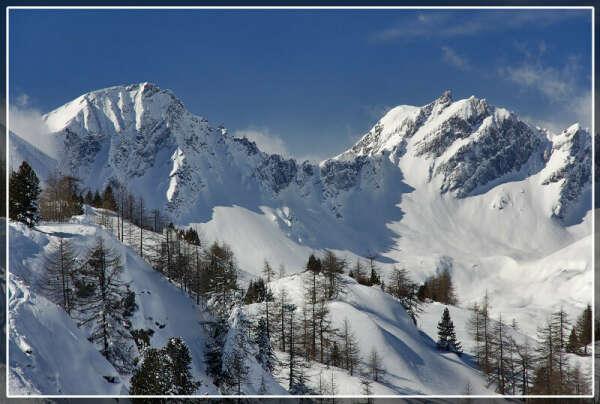 Покататься на доске в Альпах
