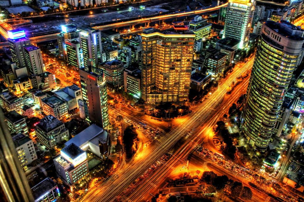 Съездить в Сеул