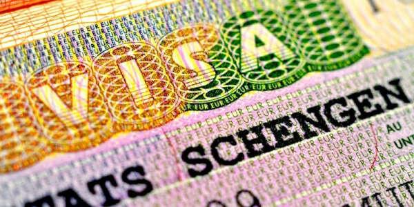 Визы Шенген и США