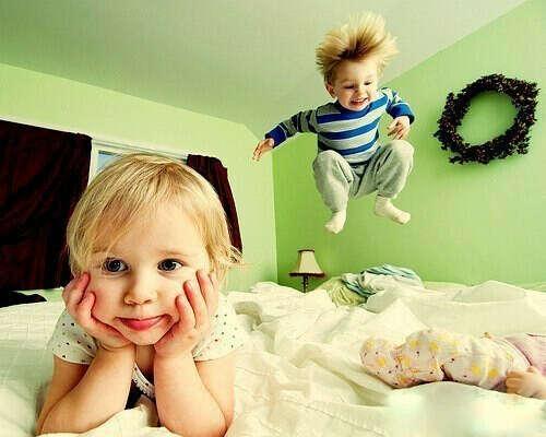 Пусть все больные дети, проснутся здоровыми.