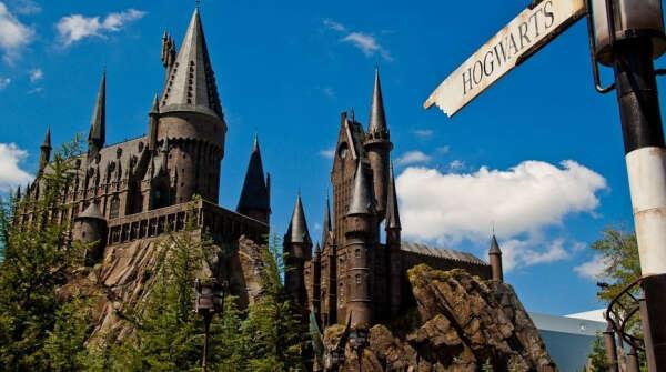 Посетить парк Гарри Поттера в Орландо