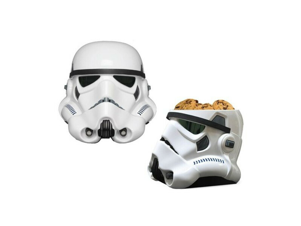 Star Wars Storm Trooper Cookie Jar