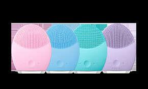 Прибор для очищения кожи лица и предотвращения ее старения