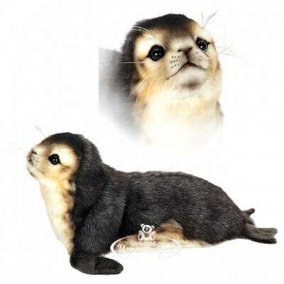 Мягкая игрушка Детеныш тюленя-монаха 30 см