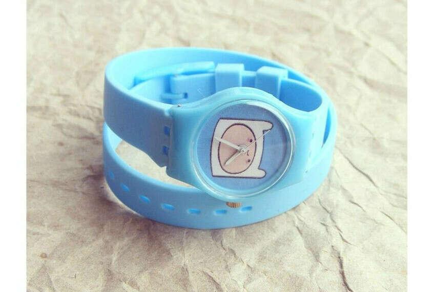 часы Adventure time