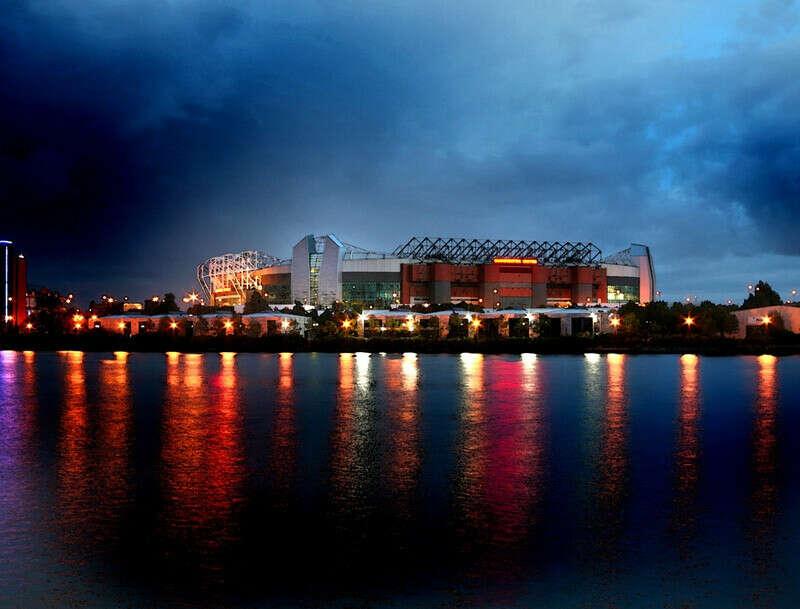 Англия: Old Trafford
