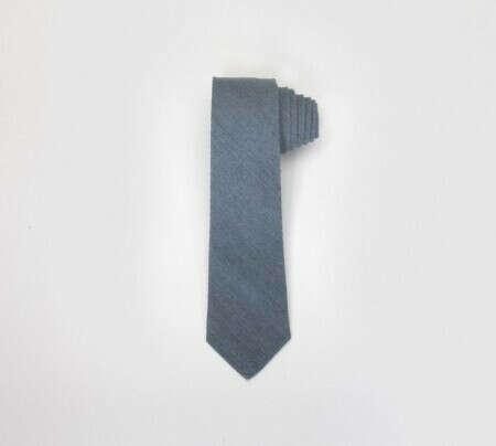 Costo Kieta Pure Waste Denim By Denim 100 % Recycled Denim Tie