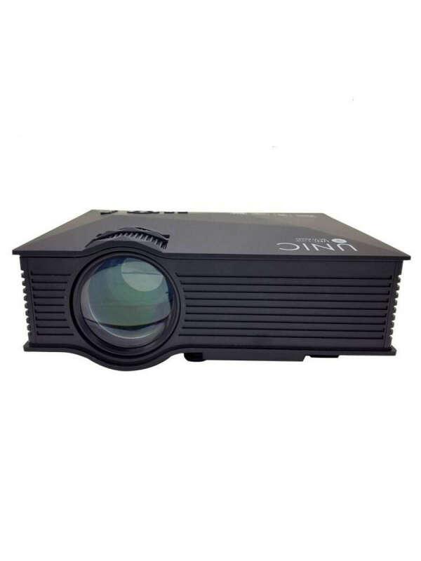 Мини проектор Unic UC68, UNIC
