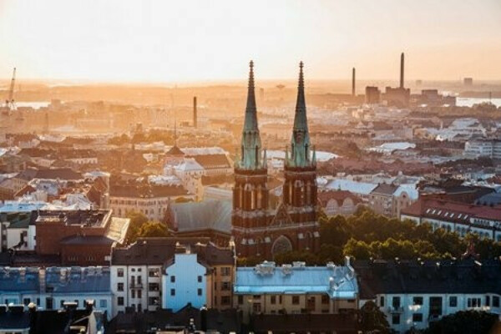 Поехать в Финляндию