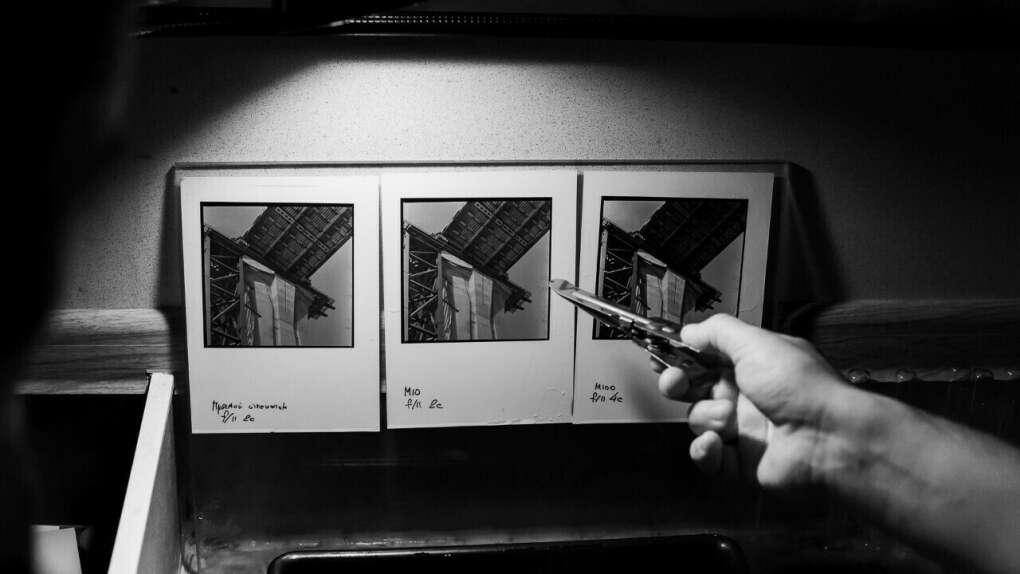 """Трехдневный интенсив  в Питере """"Основы аналоговой фотографии"""""""