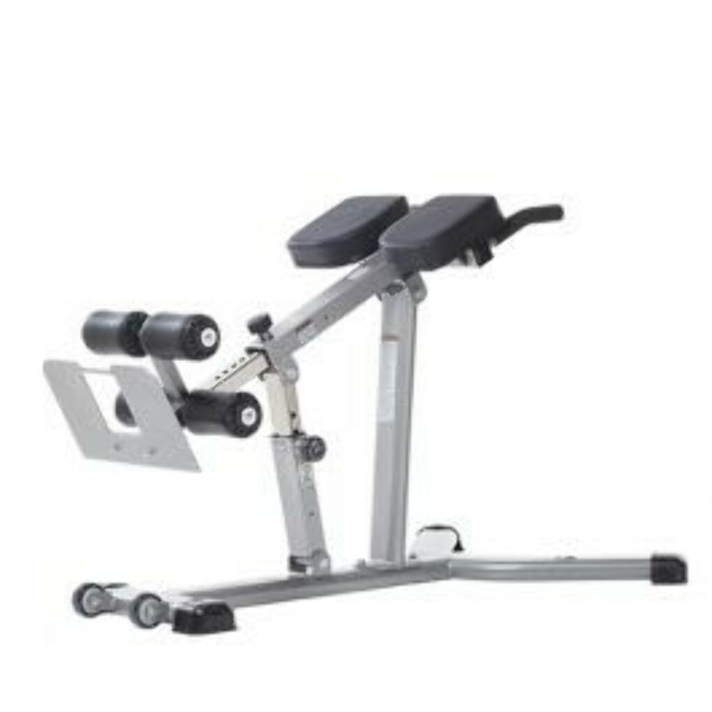 EVOLUTION (LT COMM) CHE-340 ADJUSTABLE HYPER-EXTENSION BENCH
