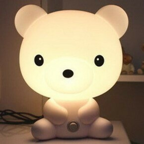 """""""Медвежонок"""" лампа"""