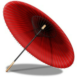 Японский зонт