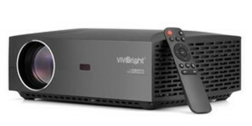 "luxenmart.com is offering ""VIVIBRIGHT F30 LCD Projector Home Entertainment Commercial"" at affordable price."