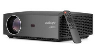 """luxenmart.com is offering """"VIVIBRIGHT F30 LCD Projector Home Entertainment Commercial"""" at affordable price."""