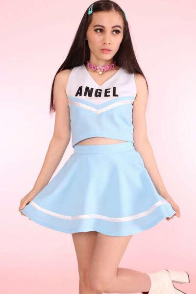 Angel Cheerleader set