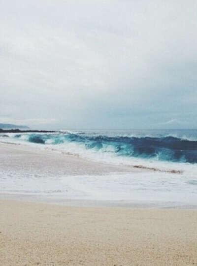 Очутиться на море