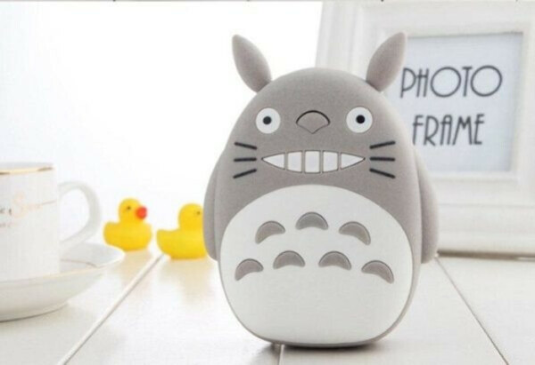 "Power Bank ""Totoro"" (серый)"