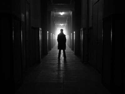Прогулка в темноте