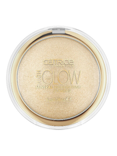ХАЙЛАЙТЕР  High Glow Mineral Highlighting Powder  020 Gold Dust золотистый