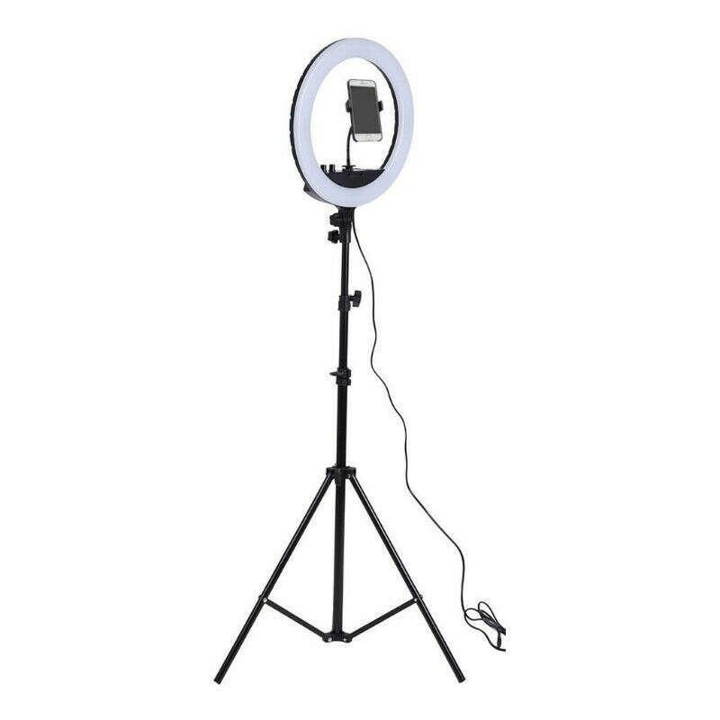 Кольцевая LED лампа для блогеров
