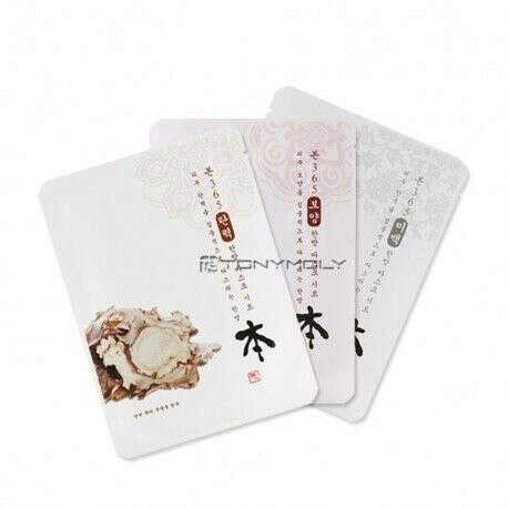 "Тканевая маска для лица ""Origin 365 Lifting Oriental Mask Sheet"" 23мл"