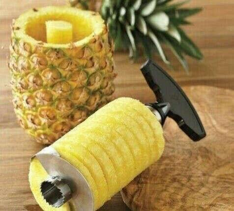 Приспособление для разделывания ананаса