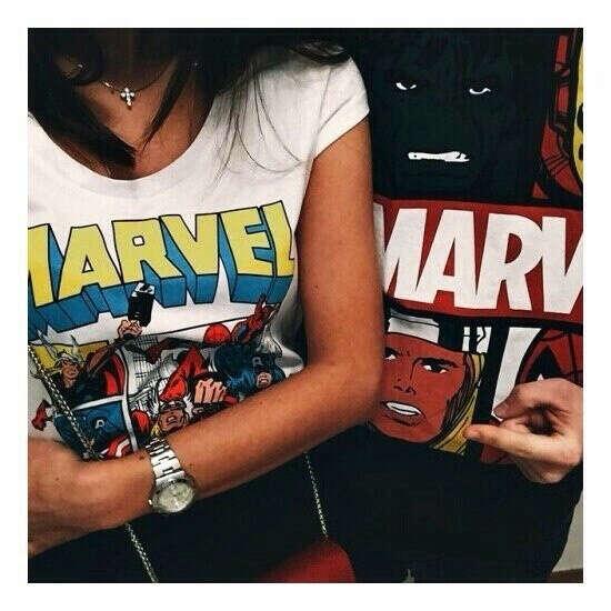"""Футболку """"Marvel"""""""