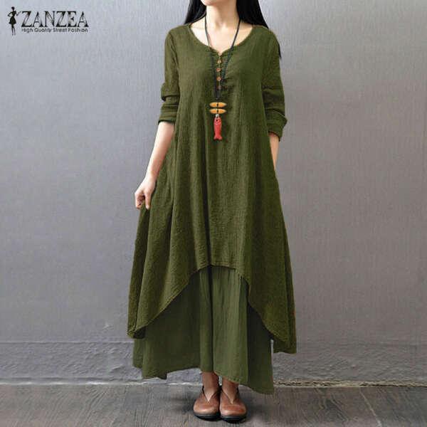 Лесное платье