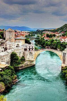 Побывать в Боснии и Герцеговине