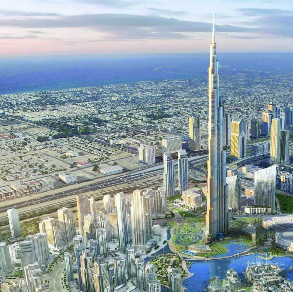 Дубай. ОАЕ