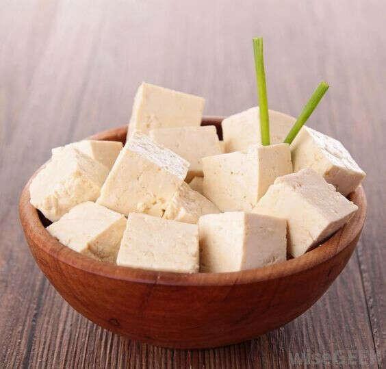 Попробовать тофу