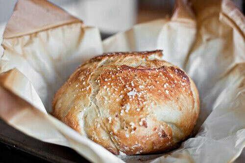 Научиться печь хлеб